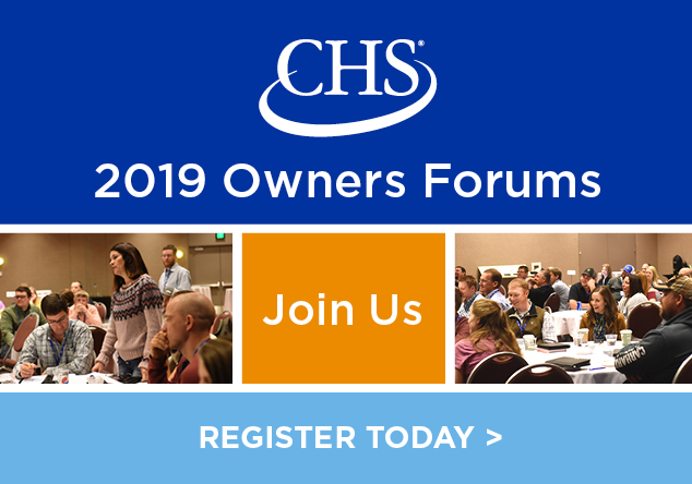 register for a 2019 owners forum