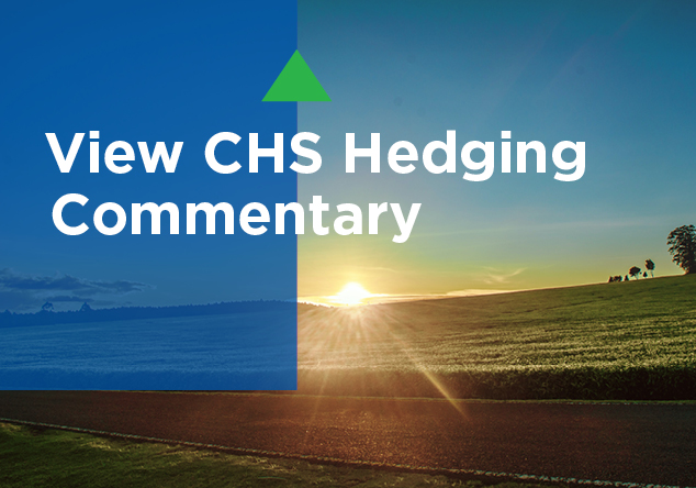 View commentary on CHS Hedging